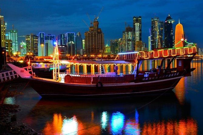 Doha Dhow Cruise Tour