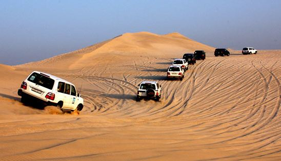 Half Day Desert Safari Doha Qatar