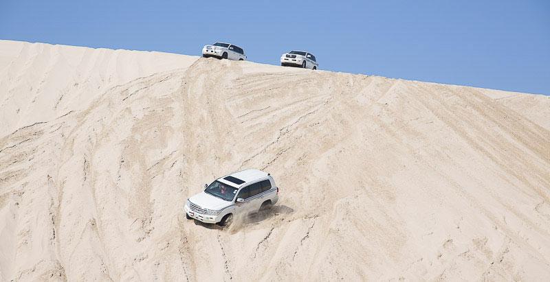 Full Day Desert Safari Doha Qatar