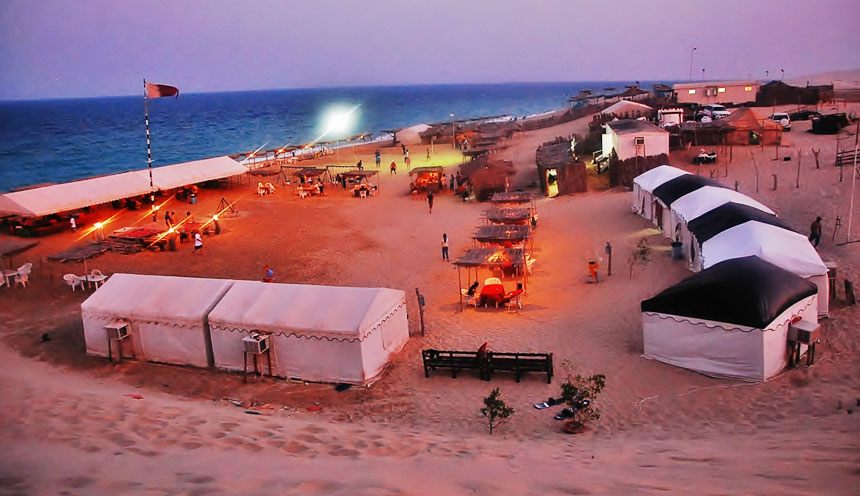 Overnight Desert Safari Doha Qatar