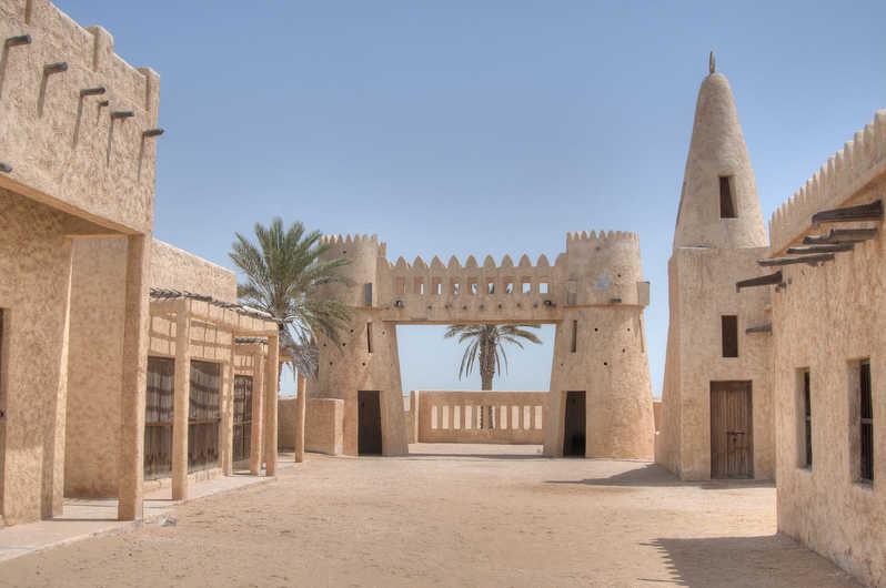 Zakreet West Of Qatar Tour